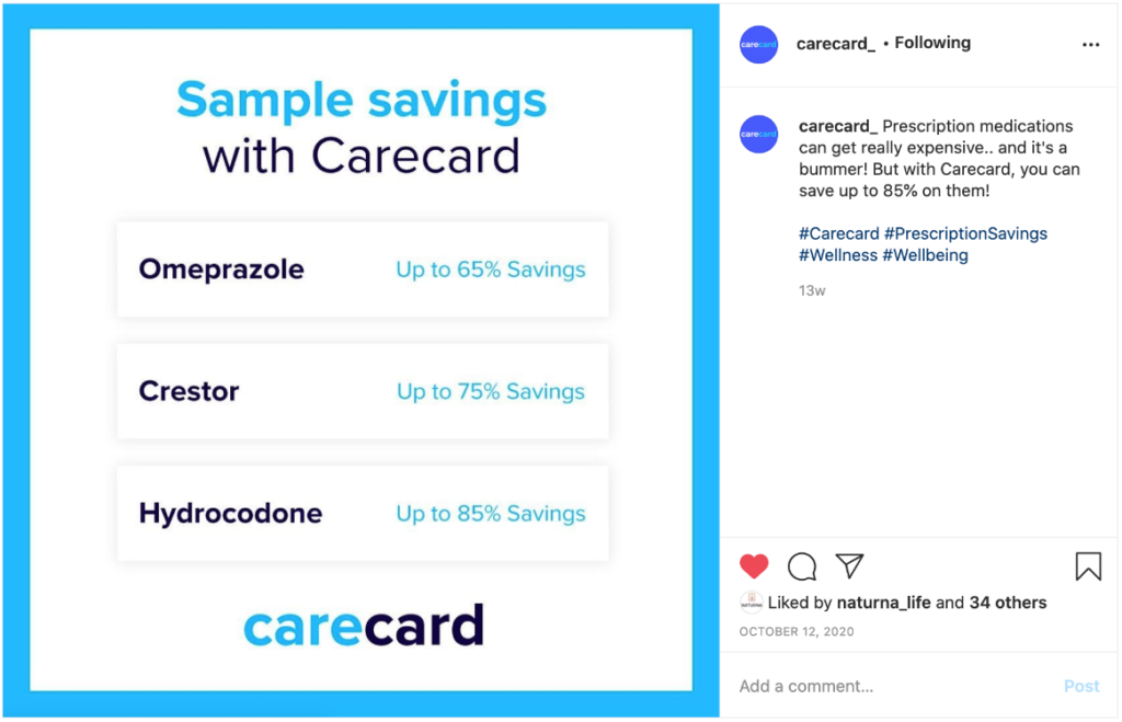 Care Card Smm 2