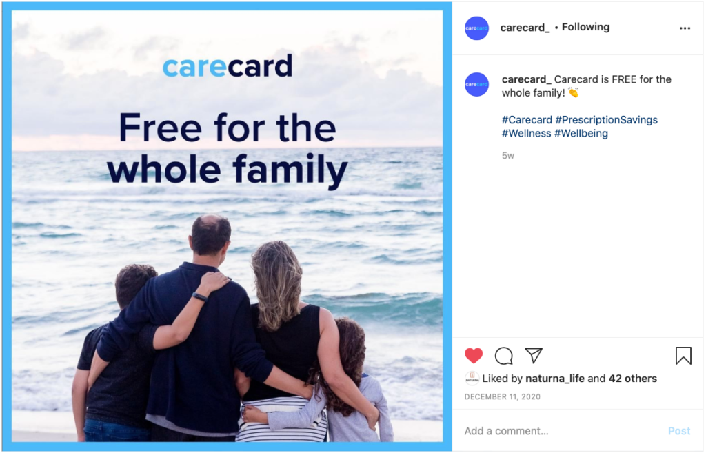 Care Card Smm 6