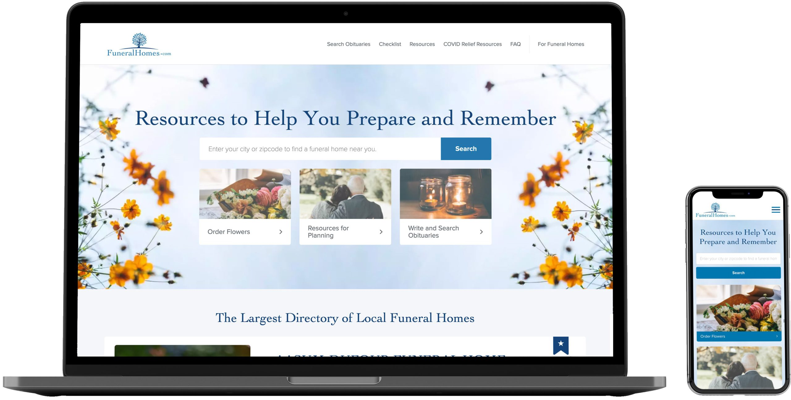 Fh New Homepage